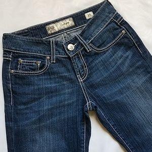BKE Culture Capri Crop Jeans size 25